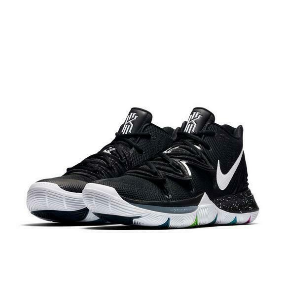 Nike Kyrie 5 Multi-color, Black, White Size 10 Mens New with box Kyrie Irving
