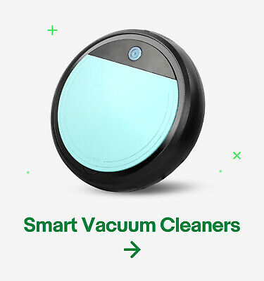 Smart Vacuum Cleaners