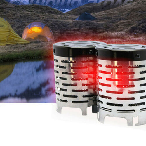 Outdoor Portable Heater Cover Camping Supplies Warmer Mini Tent Heating Stove