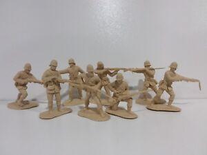 Conte-Zulu-Wars-British-24th-Foot-8-Figures-Set-1-New-Unplayed-1-32-54mm