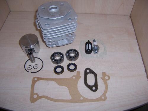 Kolben Zylinder passend Jonsered CS2159 neu SET 5  motorsäge kettensäge