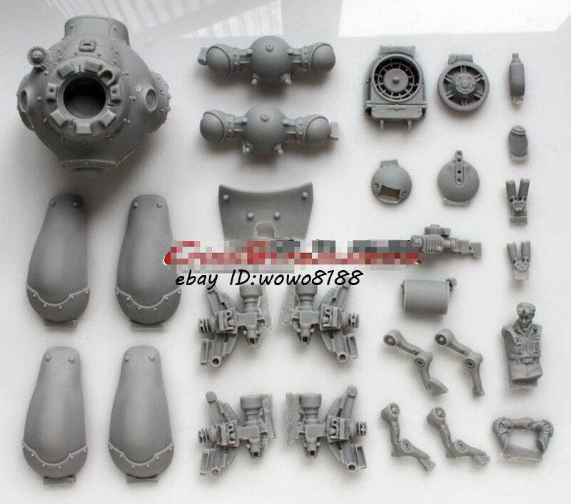 NEW 1 35 MA.K Unpainted Resin Kit F3D F3D F3D ZERSTOVER Model Kit Garage Kit Unassembled 99e40f