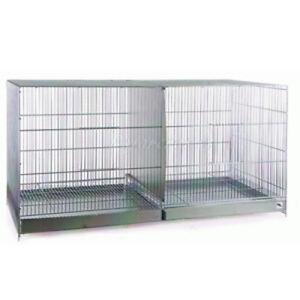 Cage Pour Oiseaux Exposition Et Élevage Canaries, Chardonneret Les