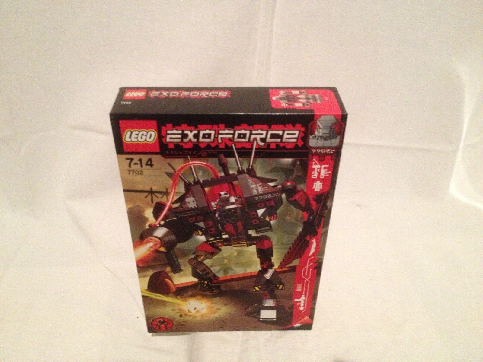 Lego Exoforce 7702  NEUF 1 édition  in vendita online