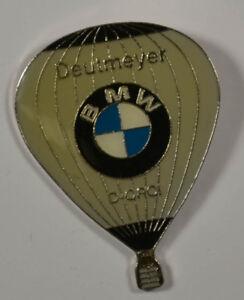 Bmw 3 X 2 Cm Pin Badge Ca an2940 Heißluft Ballon- Auto Starke Verpackung