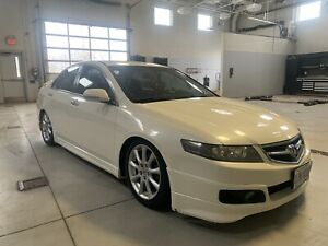 2007 Acura TSX 6 speed manual clean title