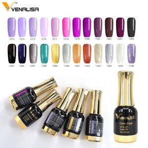 Artlalic-12ML-Soak-Off-UV-Gel-Venalisa-Nail-Varnish-Paint-Shimmer-Gel-Top-Coat