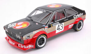 Humble Volkswagen Vw Scirocco I Gr.2 #43 Etcc 1:18 Model Bos Model Attrayant Et Durable