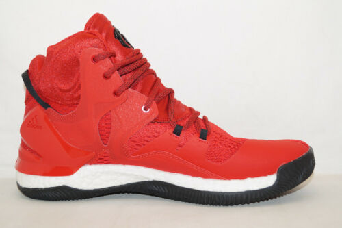 Rouge 7 D 46 5 Blanc 6 B54136 11 Chaussures Adidas Uk Bball Eu Noir Rose Basketball UwBqUtaH