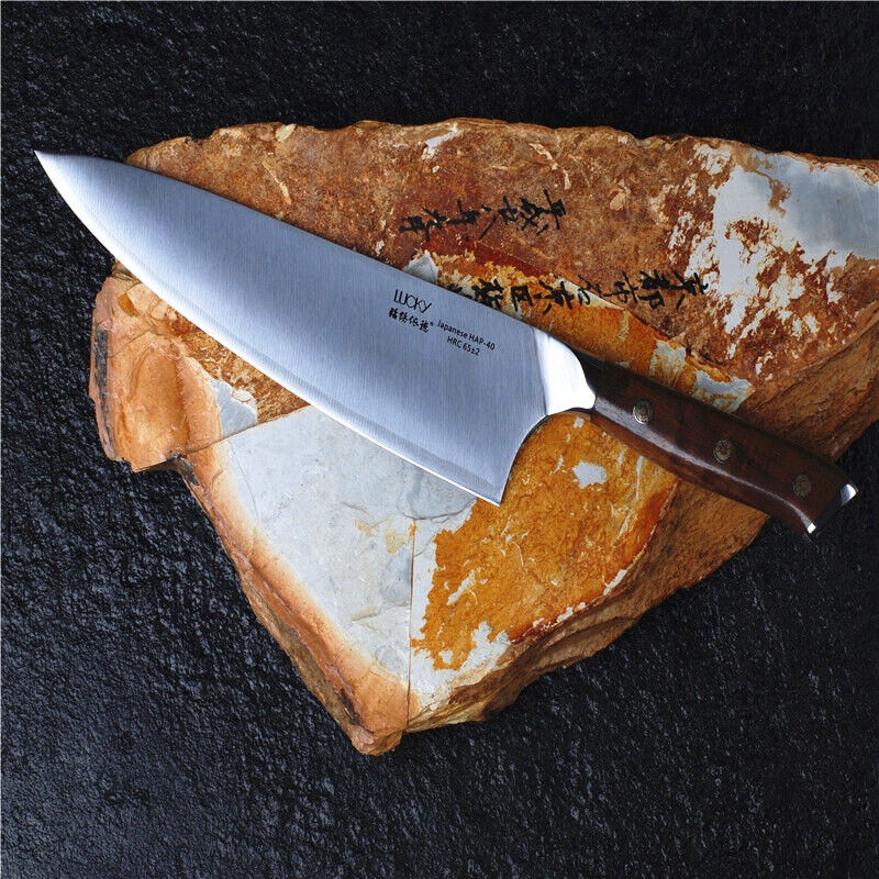 Collectors Chef Knife VG10 Damascus Steel 67 Layers Full Tang Gyuto 240mm Blade