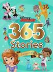 Disney Junior 365 Stories: A Story a Day by Parragon (Hardback, 2016)