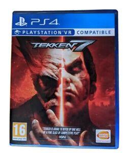 Tekken-7-PlayStation-4-2017-VGC-FAST-FREE-SHIPMENT