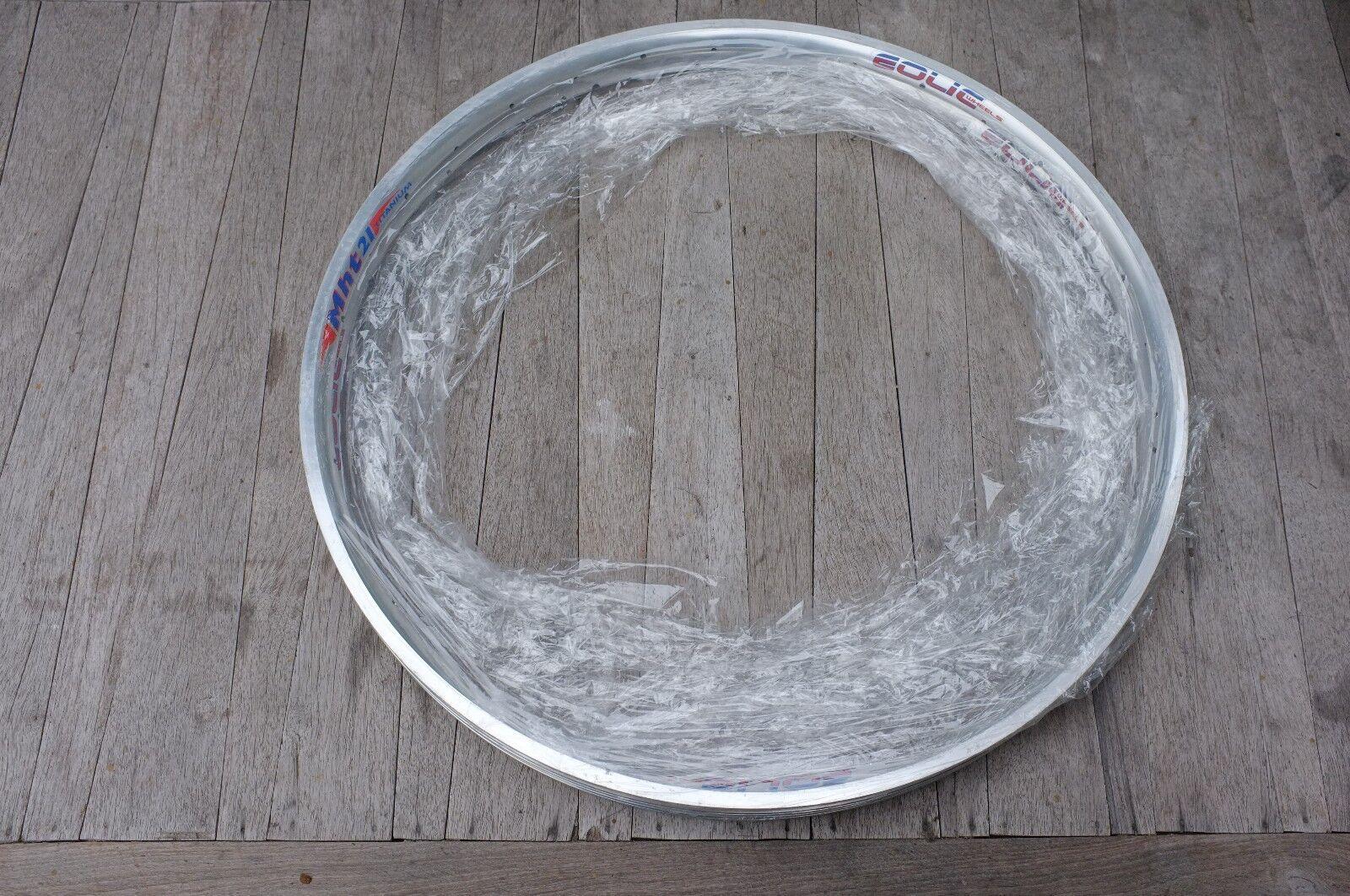 NOS Eolic MHT 21 titanium rims 32h, Clincher
