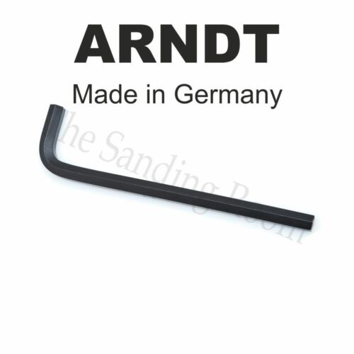 Allen Key Hex Key 4mm 4.0 Hexagonal Alen Allan Alan Key Keys ARNDT 911-B