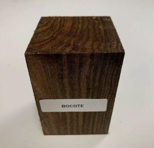 "BOCOTE Bottle Stopper Blanks Size Beautiful 2/"" x 2/"" x 3/""  FREE SHIPPING!!!"