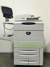 Xerox Docucolor 260 Digital Press Laser Production Printer Copy Scan Fiery 75ppm