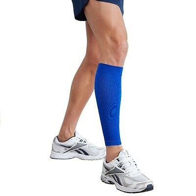 Actesso Calf Support Sleeve PAIR for Shin Splints Running Pain Sports Bandage