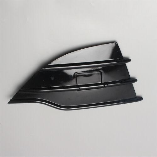 3 x S toßstange Gitter Abdeckung Schwarz Blende Für FORD Kuga 2013-2016