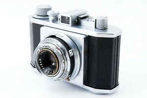 Rare-OLYMPUS-35-Rangefinder-Film-Camera-with-G-Zuiko-1-1-9-4-5cm-Lens-Japan