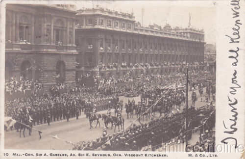 UK London Edward VII, Coronation 1902 Gaselee, Seymour, Kitchener