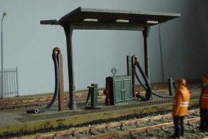 OO gauge British Rail Diesel Fuelling Point - Knight Wing - PM103 - free post