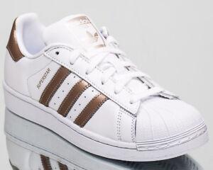 Zapatillas Adidas W Superstar 2018 White Cyber Metallic