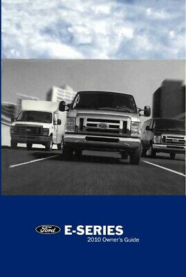 ford  series truck owners manual user guide