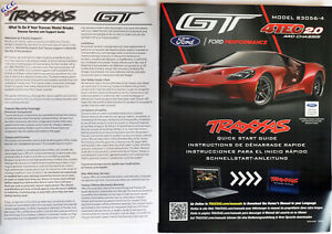 Image Is Loading Traxxas Tec   Ford Gt Awd