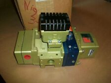 Ross Controls D3573B5173W 35//SERPAR Series Solenoid Controlled Valve Ports 3//4 BSPP 24 VDC Dynamic Monitoring Memory D-S Monitor Type No Override