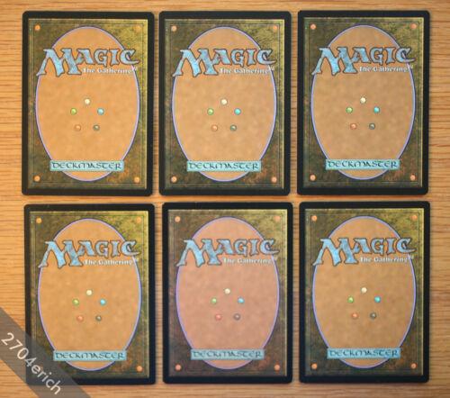 Mana Fixing Any Color Lands 6x Lot *Unplayed NM* English Magic Set MTG