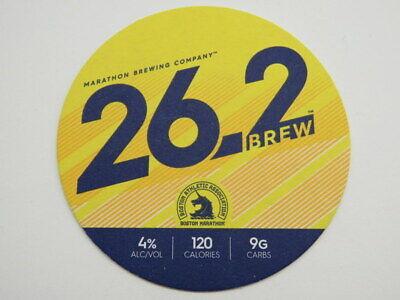 Beer Bar Coaster ~ SLO Brew = SAN LUIS OBISPO Brewing Co ~ CALIFORNIA Since 1988