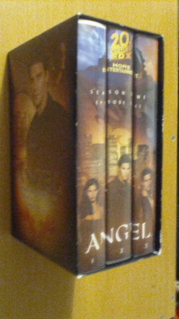 Angel - Jäger der Finsternis / Season One - Staffel 1 Teil 1 / VHS keine DVD