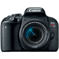 Canon EOS Rebel T7i Digital SLR Camera with EF-S 18-55mm IS STM Lens