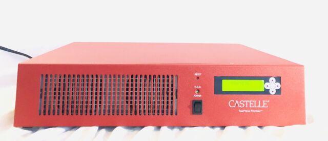 Castelle FaxPress Premier Analog 4-line Fax Server