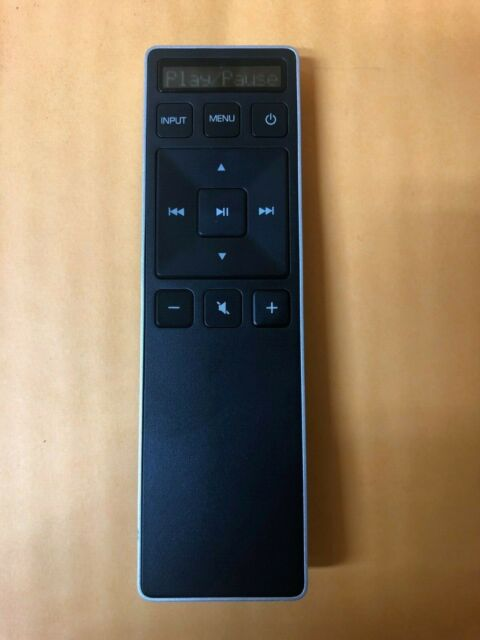 VIZIO XRS500 Remote for 5.1 Soundbar Home Theaters S4251W-B4 SB3851-C0