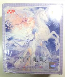 Miracle-Love-Nikki-Bookmark-Trading-Card-Part-8-SEALED-BOX-of-30-Packs