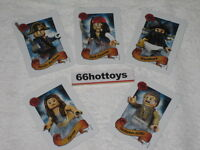 Lego Pirates Of The Caribbean Cards