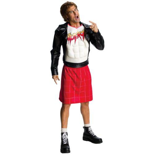 Rowdy Roddy Piper Costume Adult WWE Halloween Fancy Dress