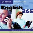 English 365. Bd. 1. 2 CDs von Simon Sweeney, Bob Dignen und Steve Flinders (2004)