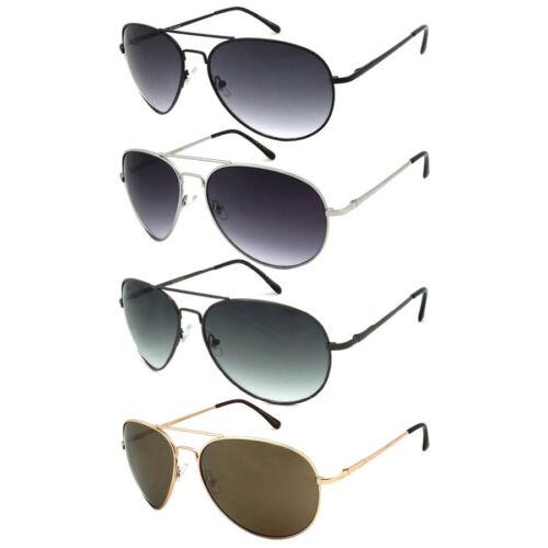 Large Size Metal Aviator Sunglasses for Big Wide Head  BG20840S-AP