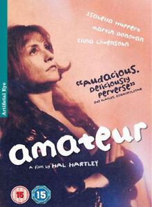 Amateur-Hal-Hartley-DVD-Nuevo-DVD-ART648DVD