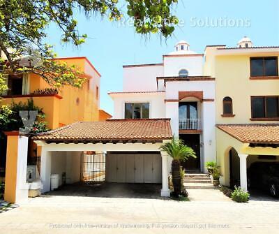 Casa en Venta/Renta, Ocean Front, 4 Recámaras, Villas Las Quintas, Zona Hotelera, Cancún