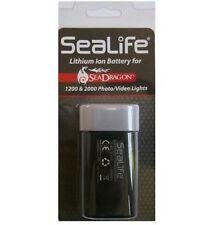 SeaLife SeaDragon Ersatzakku SL 9831 für Photo/Video Licht 1200 & 2000