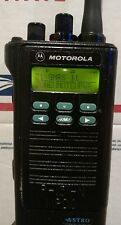 Motorola Astro Saber P25 1 Meg UHF (450-512Mhz) H04SDF9PW7AN GMRS TESTED