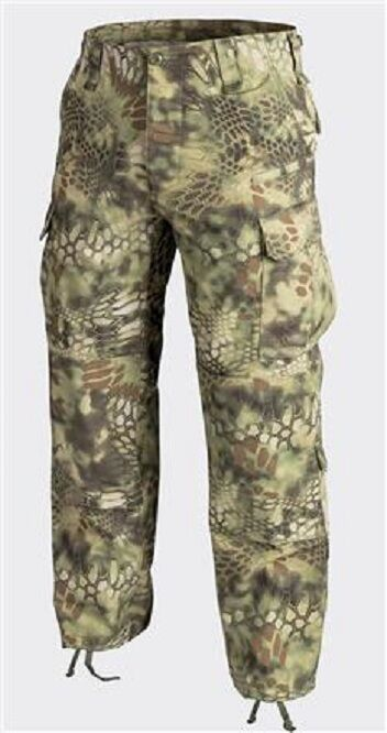 HELIKON TEX C P U Trousers Kryptek Mandrake Tarnhose Hose snake LR Large Regular