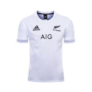 New Zealand MAORI All Blacks 2019 AWAY rugby jersey shirt - (S-3XL ... b9d74234e