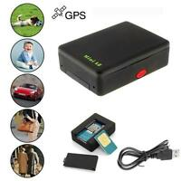 Mini Global Locator Real Time Car Kids Pet A8 GSM/GPRS/GPS Tracker Tracking New