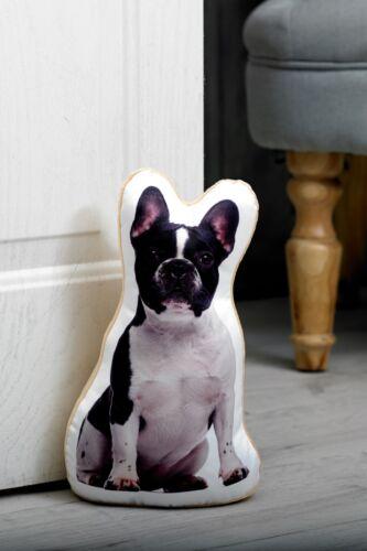 Adorable Dog Shaped Doorstop Breeds Beagle Dachshund Spaniel Schnauzer Bulldog