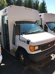 2003 Ford F 450 bus