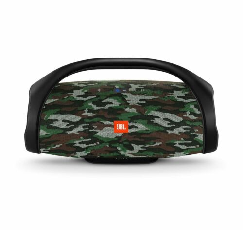 Open Box Camouflage Portable Bluetooth Speaker JBL Boombox